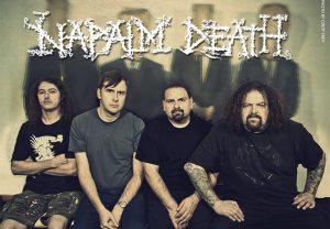 Группа Napalm Death